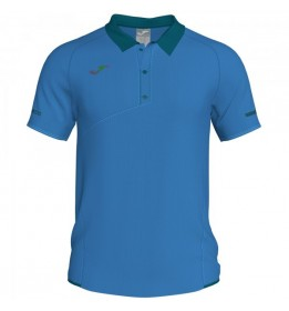 POLO OPEN II AZUL M/C