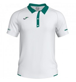 POLO OPEN II BLANCO M/C