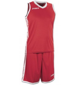 SET PIVOT ROJO JERSEY+SHORT