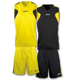 SET BASKET REVERSIBLE AMA-NGR JERSEY+SHORT