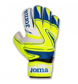GUANTES PORTERO HUNTER ROYAL-AMARILLO FLUOR