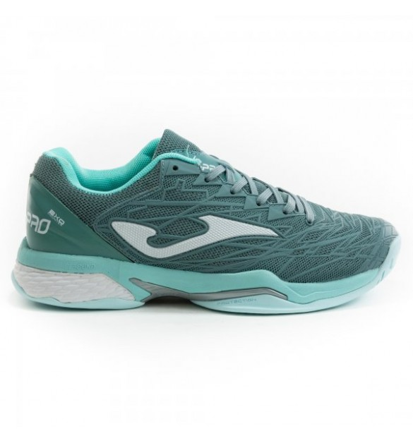 T.ACE PRO LADY 2012 VERDE CLAY
