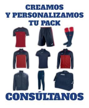Packs de Fútbol Personalizados